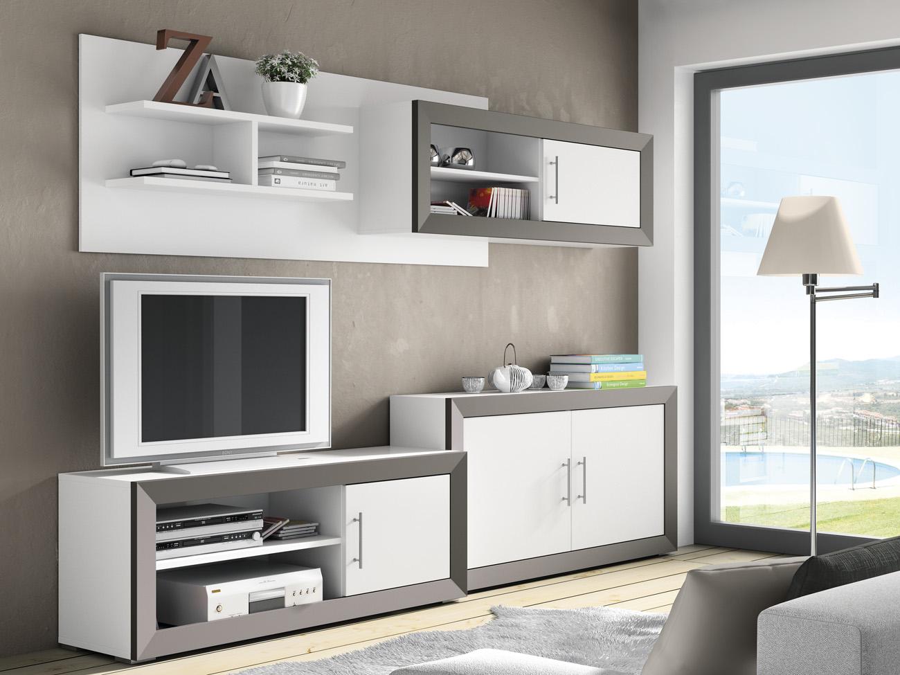 Comedores modernos y baratos muebles dominguez - Muebles de comedor modernos ...