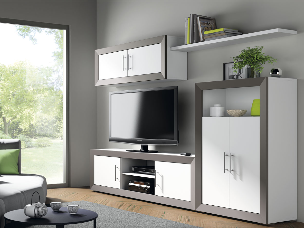 Comedores modernos y baratos muebles dominguez for Comedores modernos economicos