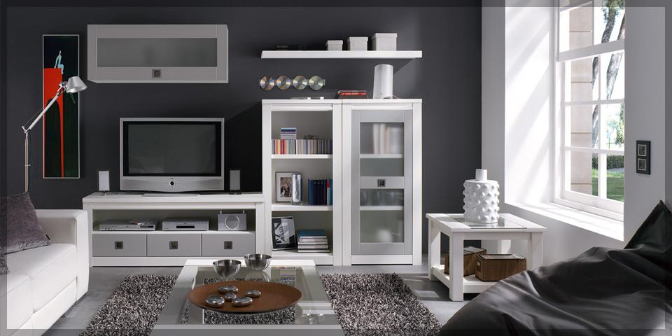 Comedores de madera modernos muebles dominguez for Comedores modulares