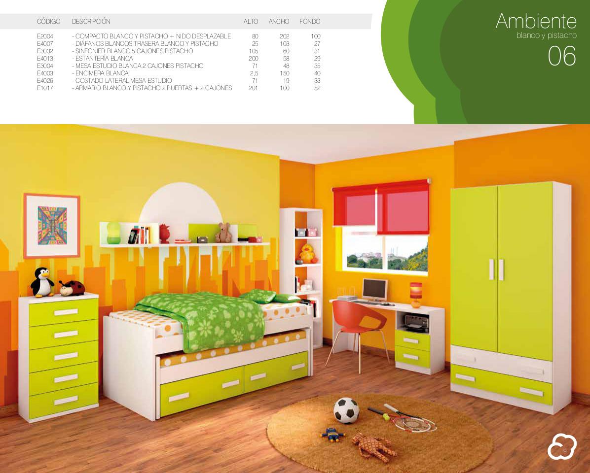 Dormitorios juveniles baratos muebles dominguez for Muebles juveniles baratos